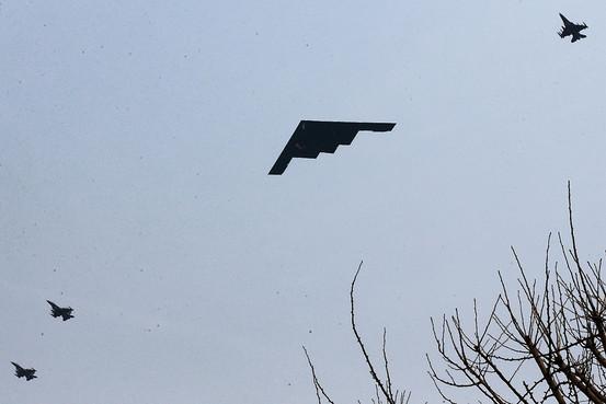 B2 Korean Flyover
