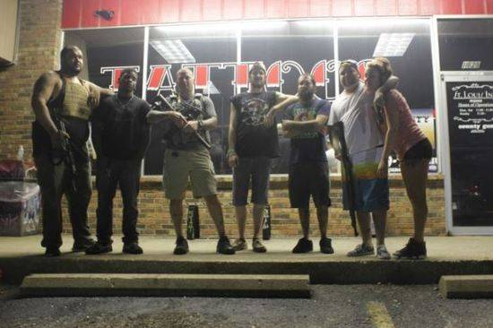 Two Businesses in Ferguson Riots Escaped Looting. Why They Did Should Be a Lesson for Politicians  8/19/14