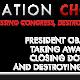 Operation Choke Point - Obama message