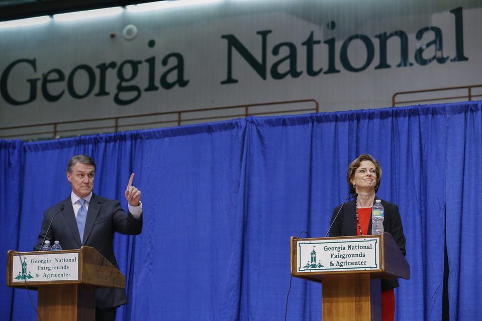 Democrats Shift Cash To Senate Long Shots  10/23/14
