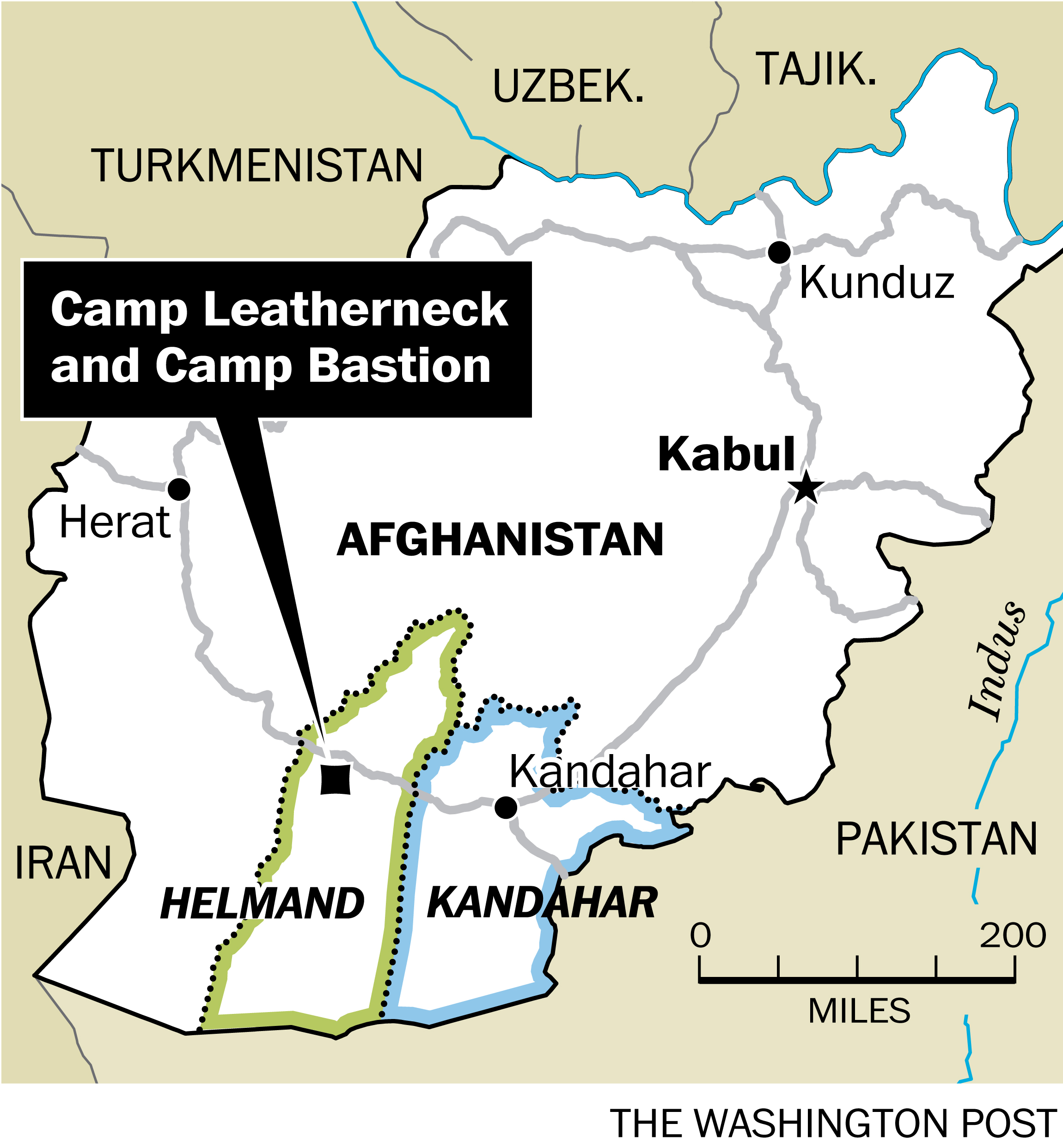 afghan Helmand PullOut