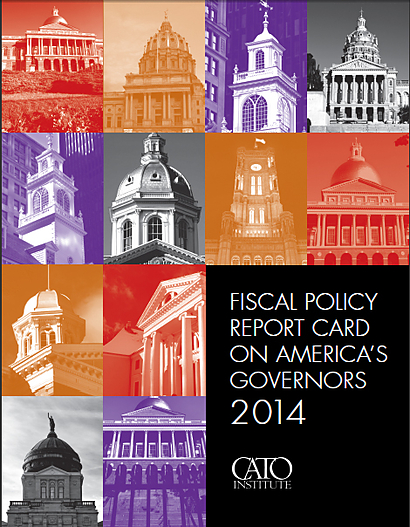 Fiscal Policy Report Card on America's Governors 2014  11/19/14