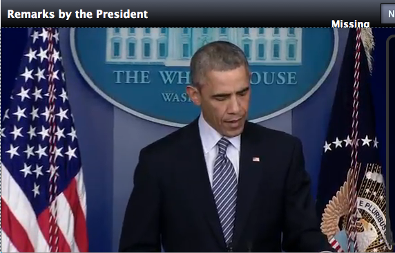 President Obama on Ferguson decision: 'Keep protests peaceful'  11/24/14