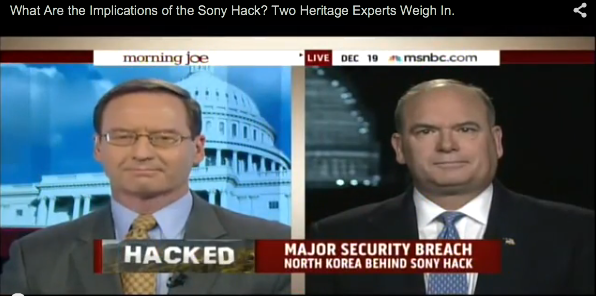 Experts Explain What Happened & How to Respond to North Korea  12/19/14