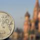 Rubles falling
