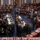 Senate approves spending bill 121314