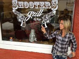 Everybody should visit & support Shooters Grill in Rifle, Colorado 12/18/14