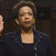 Loretta Lynch Swearing in at hearings