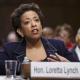 Loretta Lynch at hearings