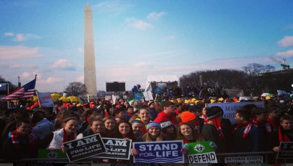 The liberal media's pro-abortion bias exposed with March for Life coverage  1/28/15