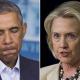 Hillary & Obama
