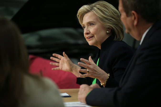 New Book, 'Clinton Cash,' Questions Foreign Donations to Foundation  4/23/15