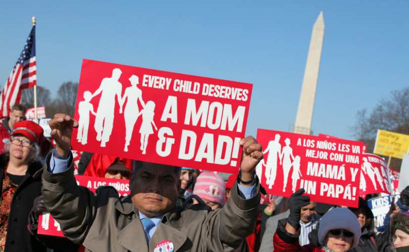 March for Marriage in Washington D.C.  4/25/15