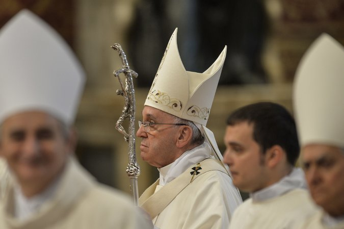 Pope Francis Steps Up Campaign on Climate Change, to Conservatives' Alarm  4/27/15