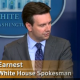 Josh Earnest re- Bin Laden story