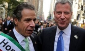 Shootings are up 45% in Bill de Blasio's SAFE Act-loving, frisk-free NYC  5/28/15