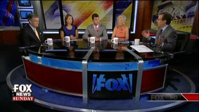 ABC, CBS, NBC, CNN Sunday Shows Ignore Planned Parenthood Scandal  7/21/15