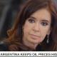 Argentina-President Cristina Kirchner