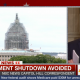 Government Shutdown avoided - Russert - MSNBC