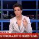 Belgium terror alert raised - Rachel Maddow