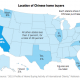 Chinese home buyer US locations