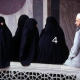 Muslim Man with 4 wives