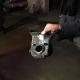 Afghanistan car bomb remnant