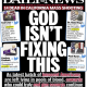 God isnt fixing this- NY Daily News