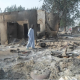 Boko Haram burns village