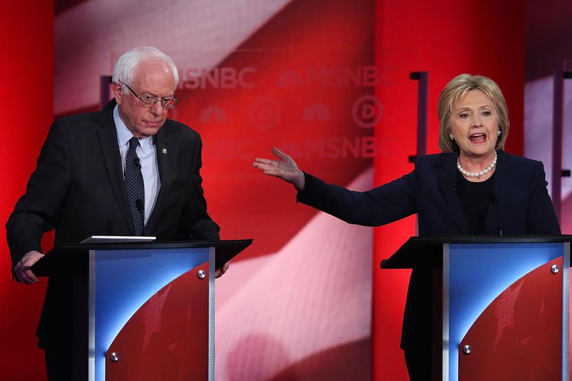 Democratic Debate in Two Minutes  2/5/16