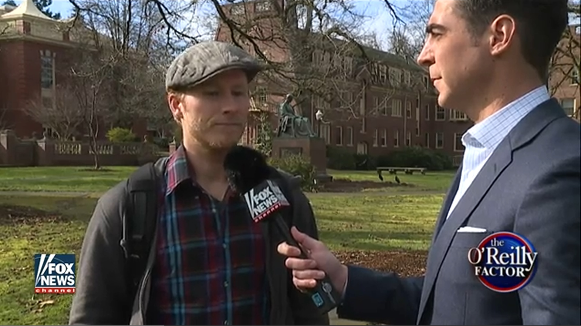 Ever Wonder What Young College Kids Like About Bernie Sanders?  2/5/16