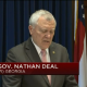 Ga Gov Nathan Deal making rel freedon announcement