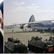Putin and military transport