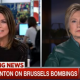 Today Show with Hillary re-Belgian terror
