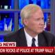 MSNBC's Mathews on Trump protestors