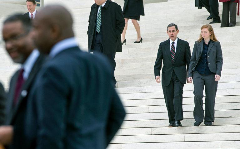Supreme Court Upholds Affirmative Action Program at University of Texas  6/23/16