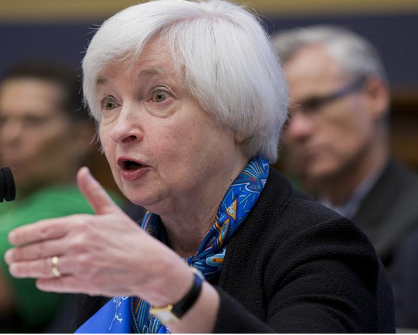 House Republicans Grill Janet Yellen Over Fed Operations, Independence  6/22/16