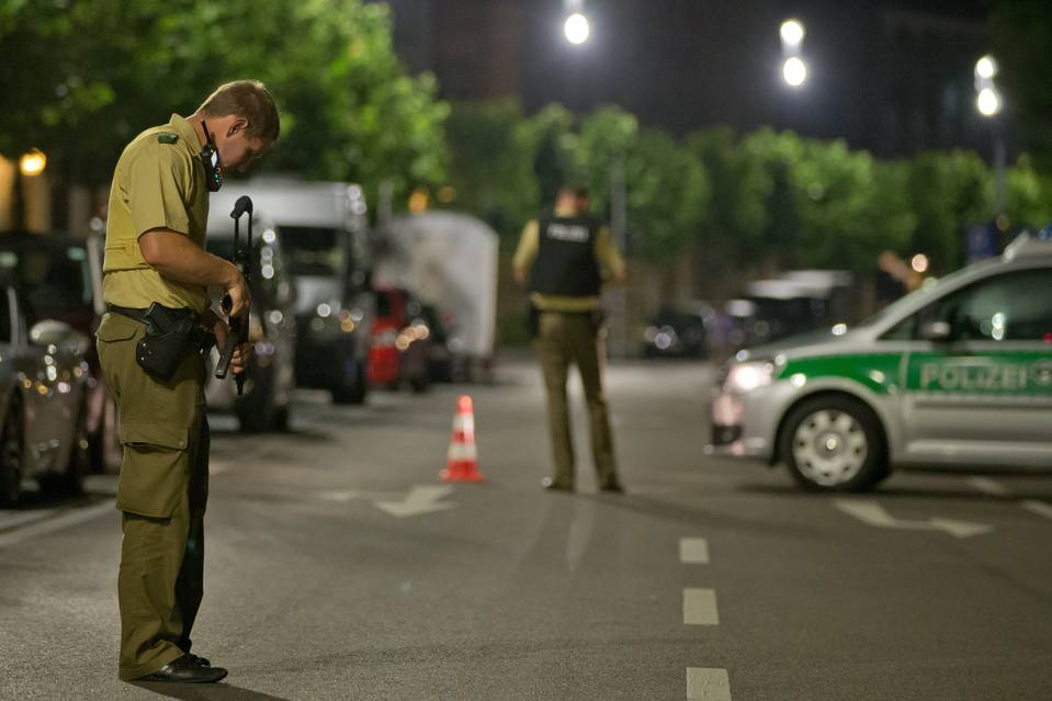Ansbach Bombing in Germany Believed to Be Islamist Terror Attack   7/25/16