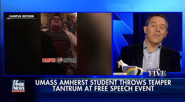 College Students & Media With PC vs Free Speech  8/23/16