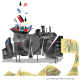 Federal Reserve WSJ illustration