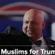 Sajid Tarar, founder of American Muslims for Trump
