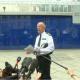 UK Scotland Yard briefing on knife attack
