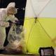 UK stabbing crime scene