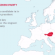 Austria-map freedom party