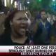 Charlotte-young black woman screams grienvances