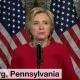 Hillary Clinton in Harrisburg
