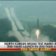 North Korea 2nd missile launch failed