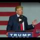 Trump speaking in West Palm Beach