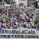 Venezuela's recall referendum protest