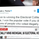 Trump claims millions of illegals voted-CNN